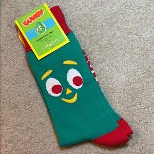 Gumby socks NWT